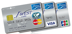 J-WESTカードイメージ
