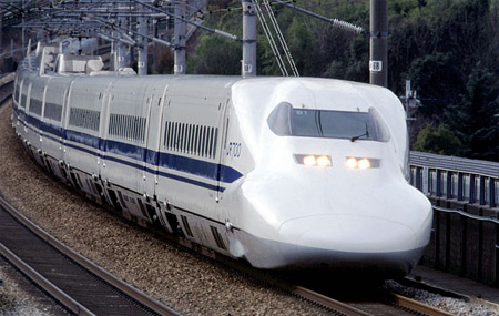 新幹線の画像