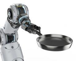 料理ロボット
